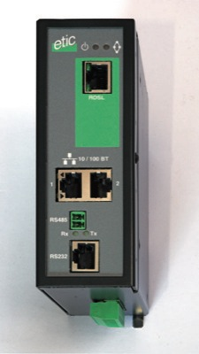 Routeur firewall IPL-E Etic Telecommunications