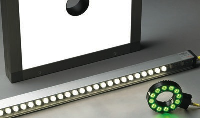 X-bar led, annulaire alu, Tpl vision